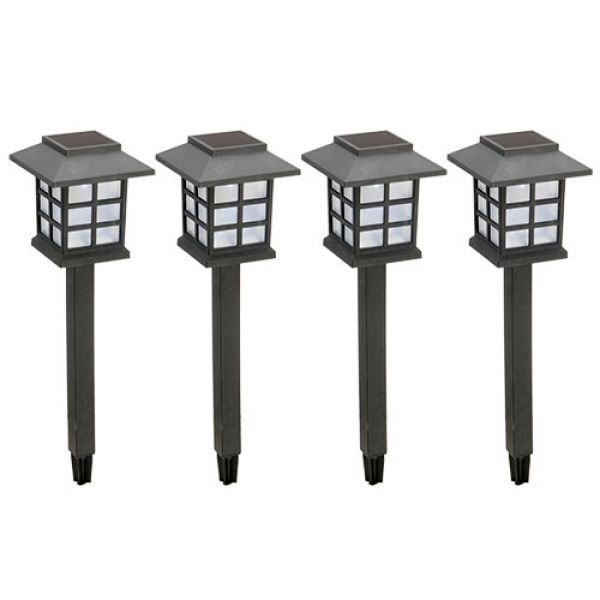 Lamparas solares para jardin sharemedoc for Lamparas jardin