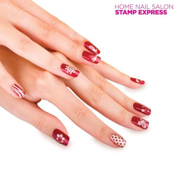 Stamp Express nail art kit | Buy at wholesale price