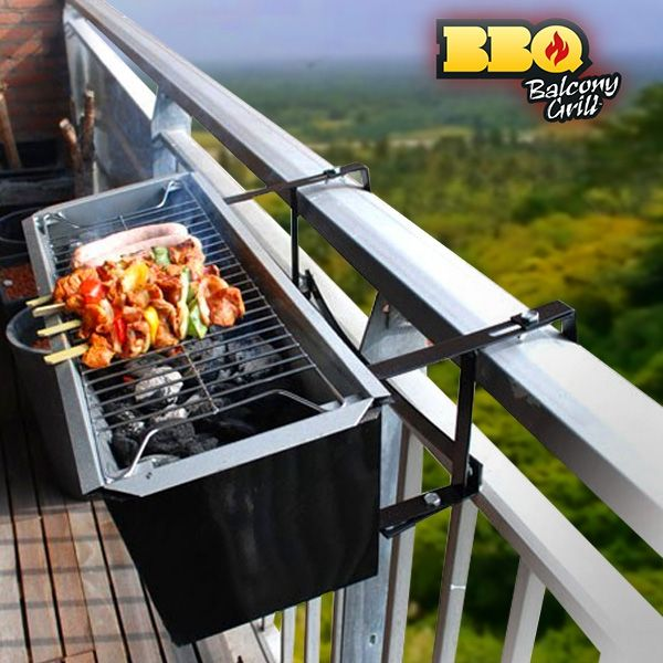 barbecue charbon pour balcon bbq quick prix site officiel 69 90 ebay. Black Bedroom Furniture Sets. Home Design Ideas