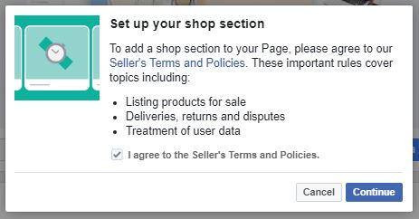 How to create your Facebook page shop - BigBuy Academy