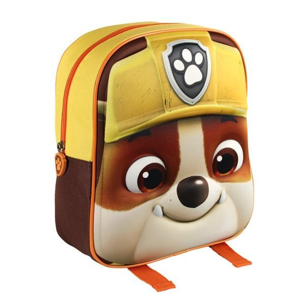 Rubble paw patrol 3d school backpack buy at wholesale price