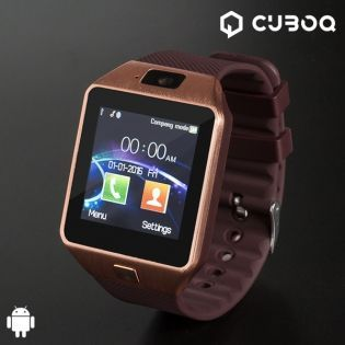 Smartwatch CuboQ Copper