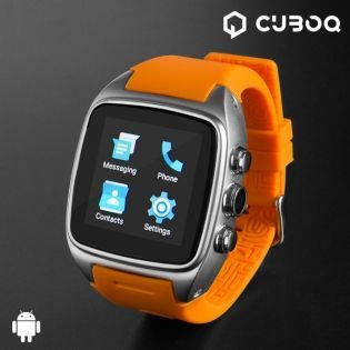 Android Watch Phone CuboQ