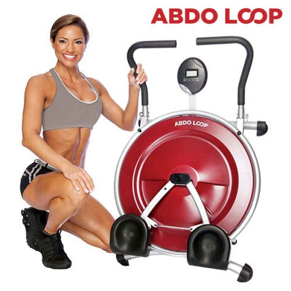buy abdo loop circular abs machine at wholesale price. Black Bedroom Furniture Sets. Home Design Ideas