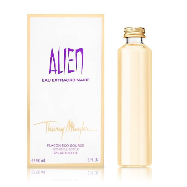thierry mugler alien eau extraordinaire recharge edt 90 ml ebay. Black Bedroom Furniture Sets. Home Design Ideas