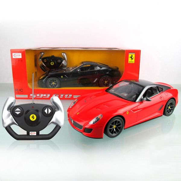 voiture t l command e ferrari 599 gto acheter prix de gros. Black Bedroom Furniture Sets. Home Design Ideas