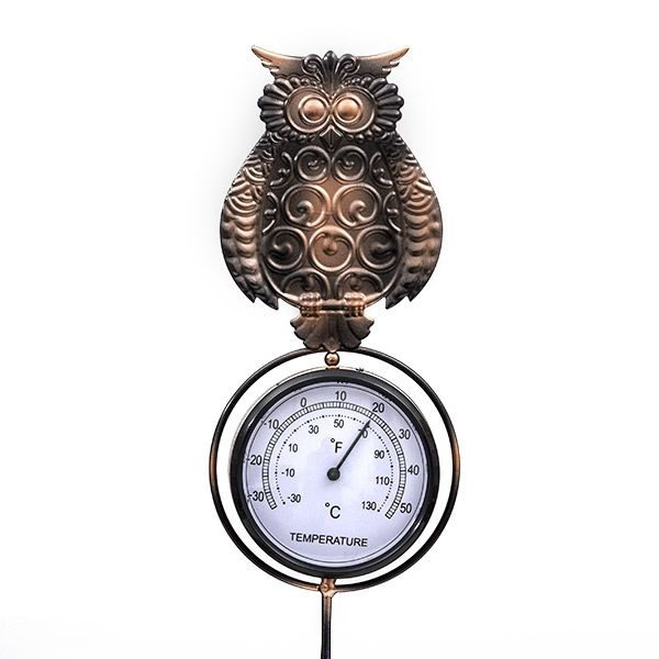 decorative garden thermometer buy at wholesale price