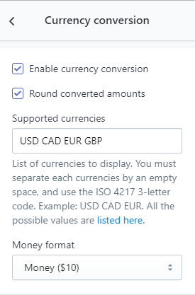 currency-conversion-shopify