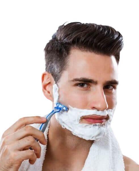 Barberingsskum og gele