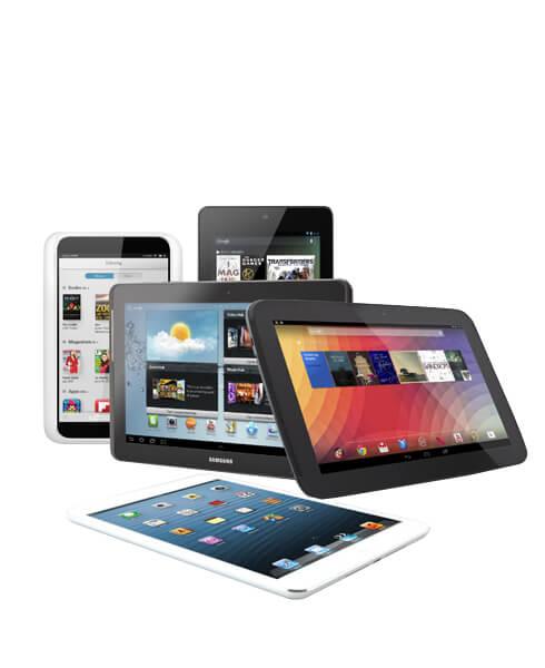 Tablets og e-Books