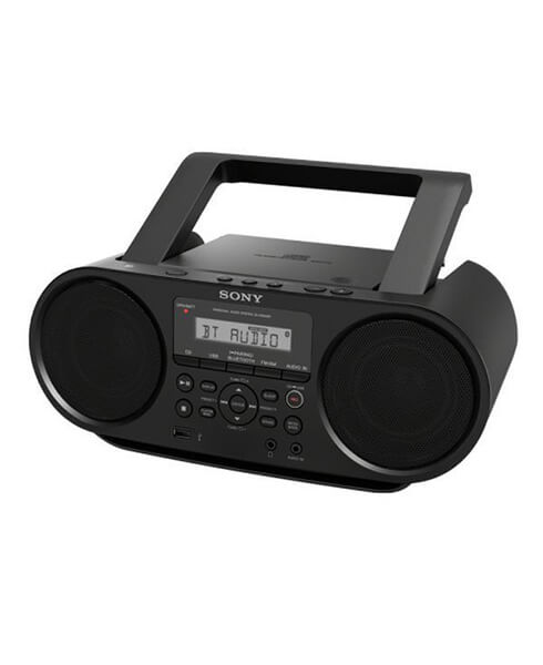 Radioer og lydsystem