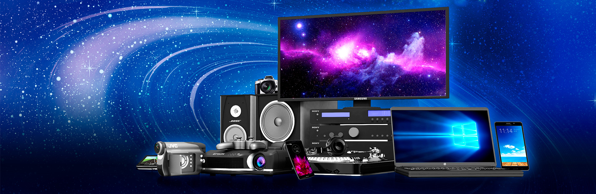 New section: Home Electronics